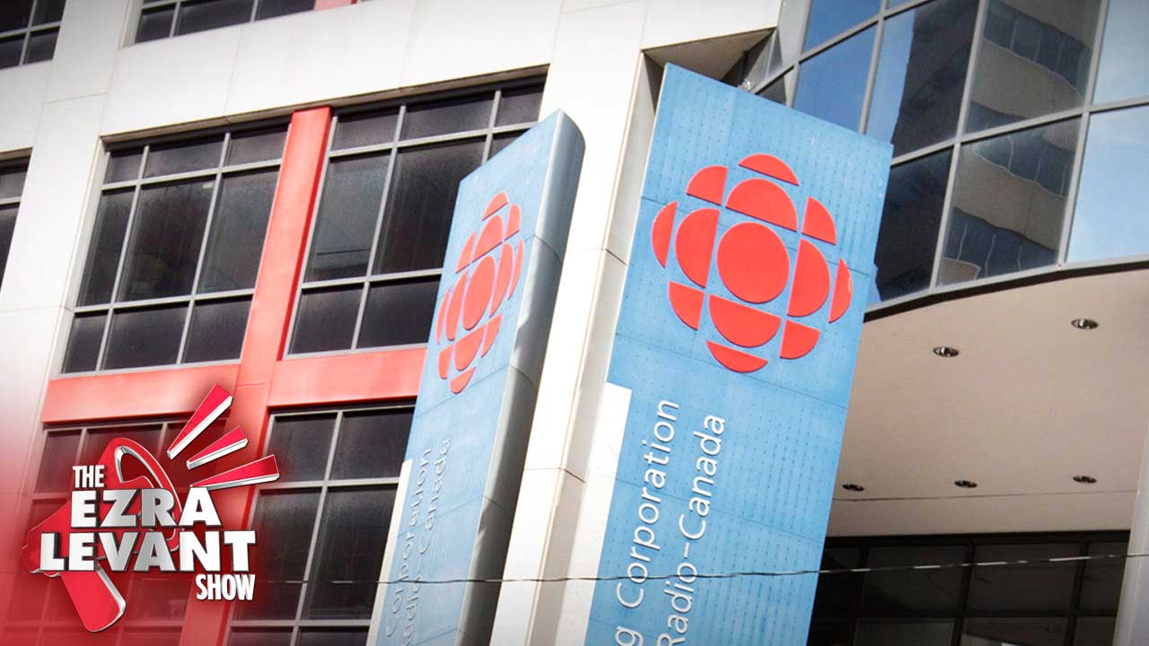 CBC report acknowledges 94.7% of Canadians don't watch their news or entertainment