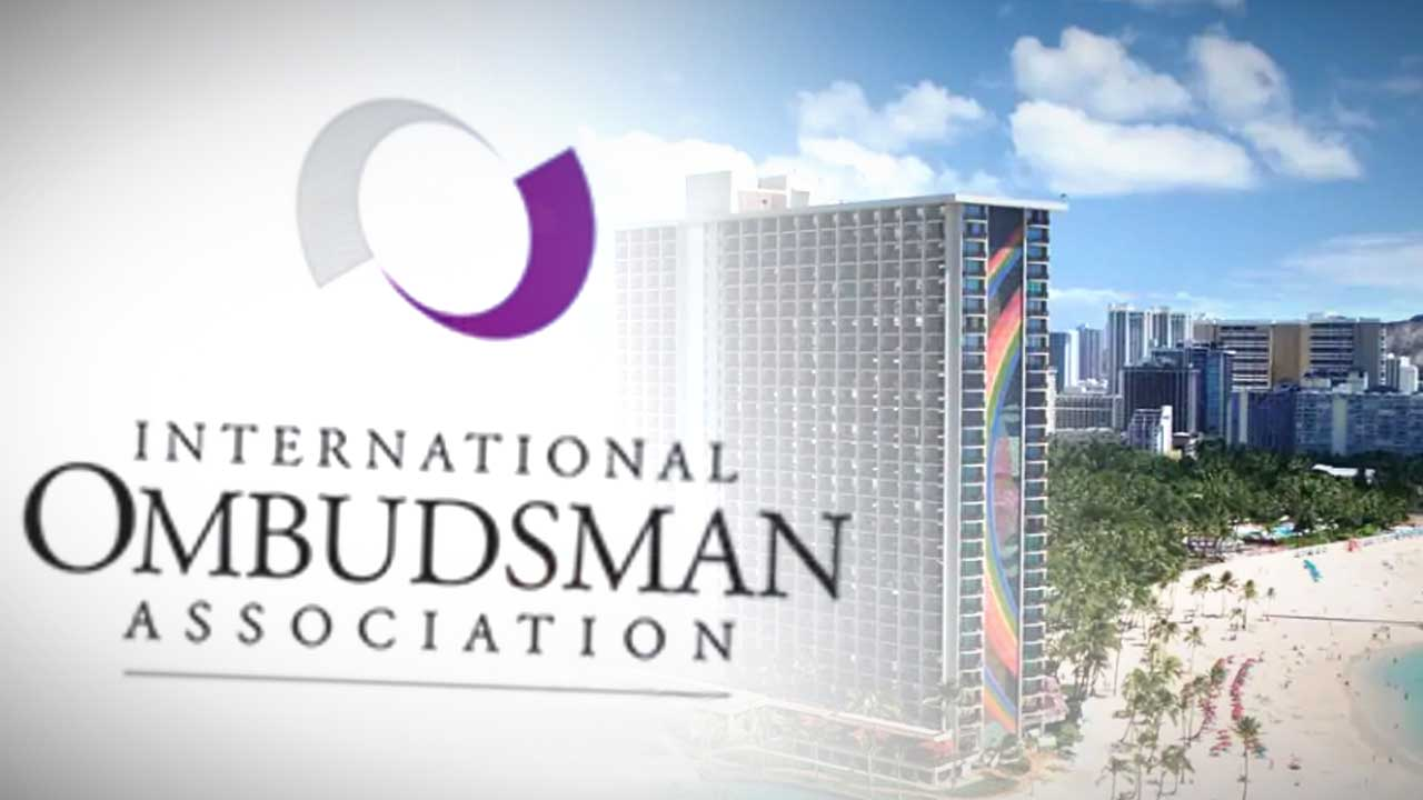 Taxpayers' Ombudsman won't answer for taxpayer-funded Hawaiian conference adventure