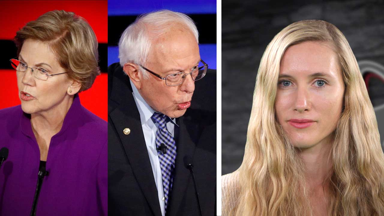 Truce over between Bernie and Elizabeth Warren? Gloves were off at the Democratic debates