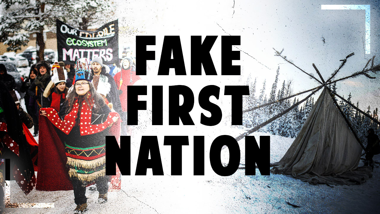 Investigating the fake First Nation running the illegal Coastal GasLink blockade
