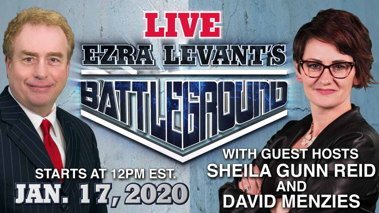 BATTLEGROUND | Sheila and David: Jonathan Yaniv up on charges, Ron MacLean, Bernie and Liz!