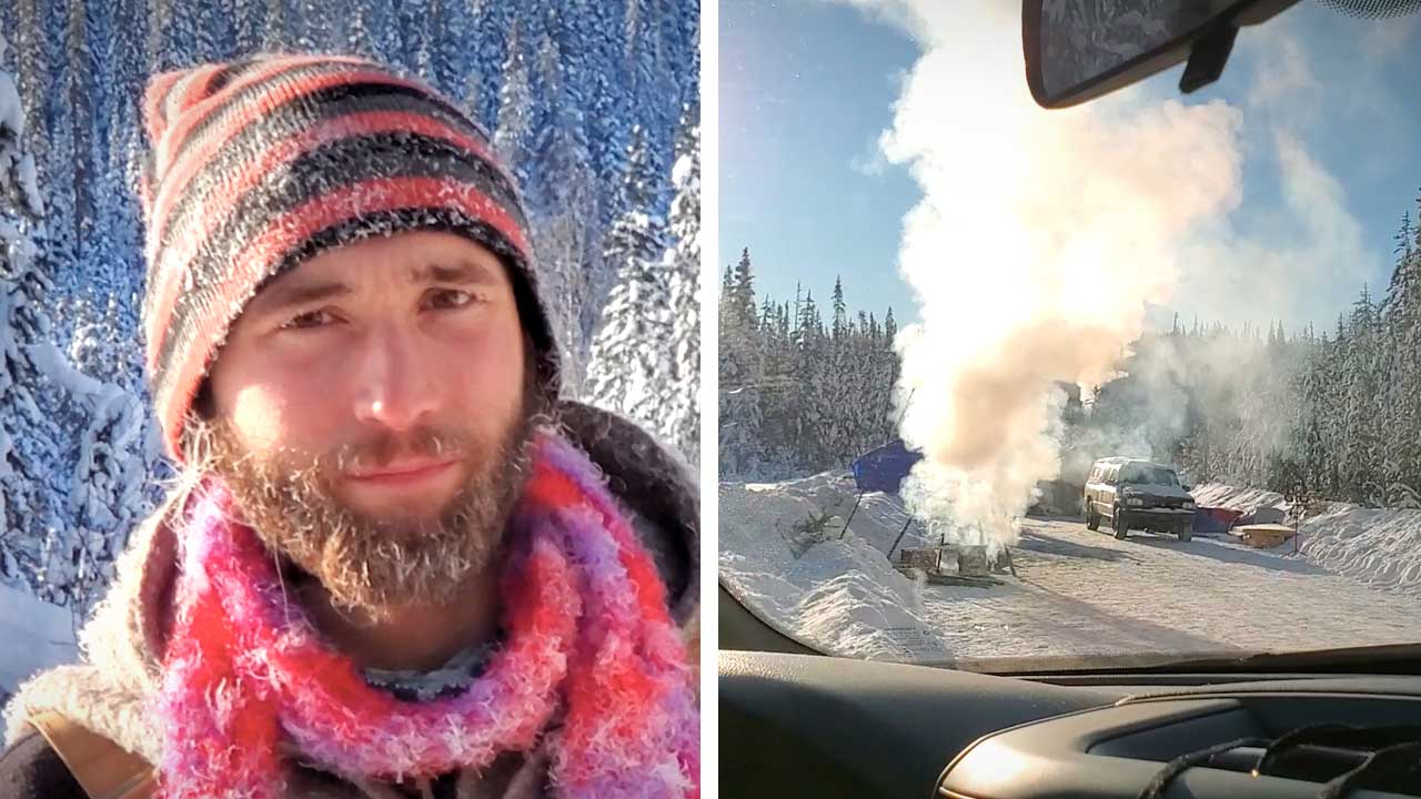 Coastal GasLink protester in British Columbia IDENTIFIED — he's from Ontario!