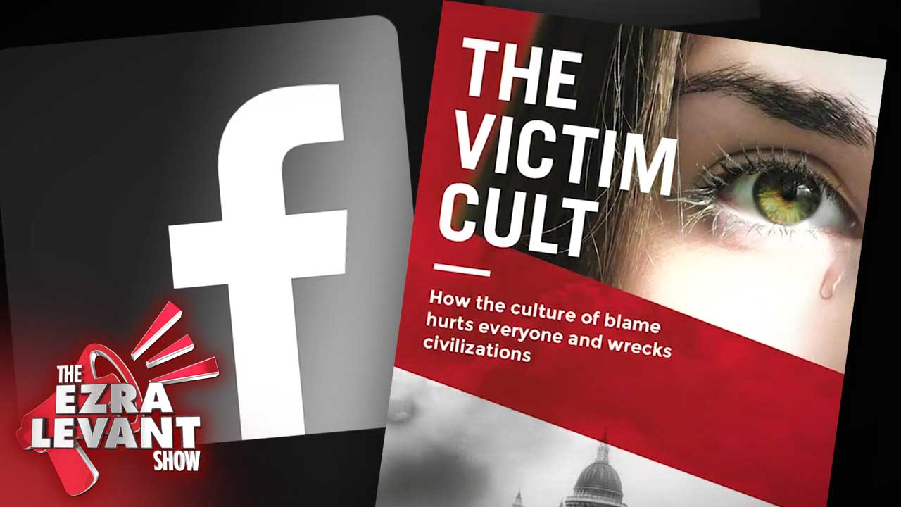 'Victim Cult' author Mark Milke: Facebook banned my ads after begging me to advertise with them