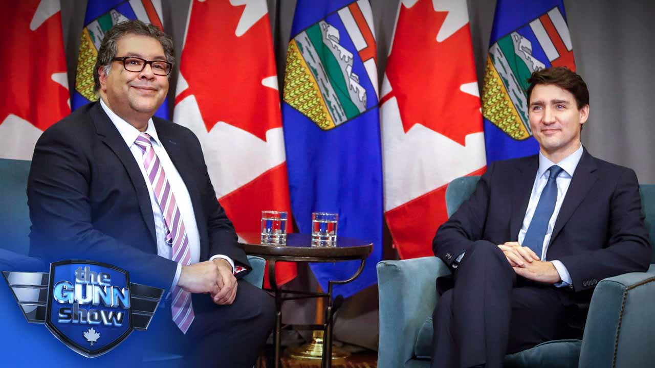 Kenney trying to save Alberta, but Nenshi's upset