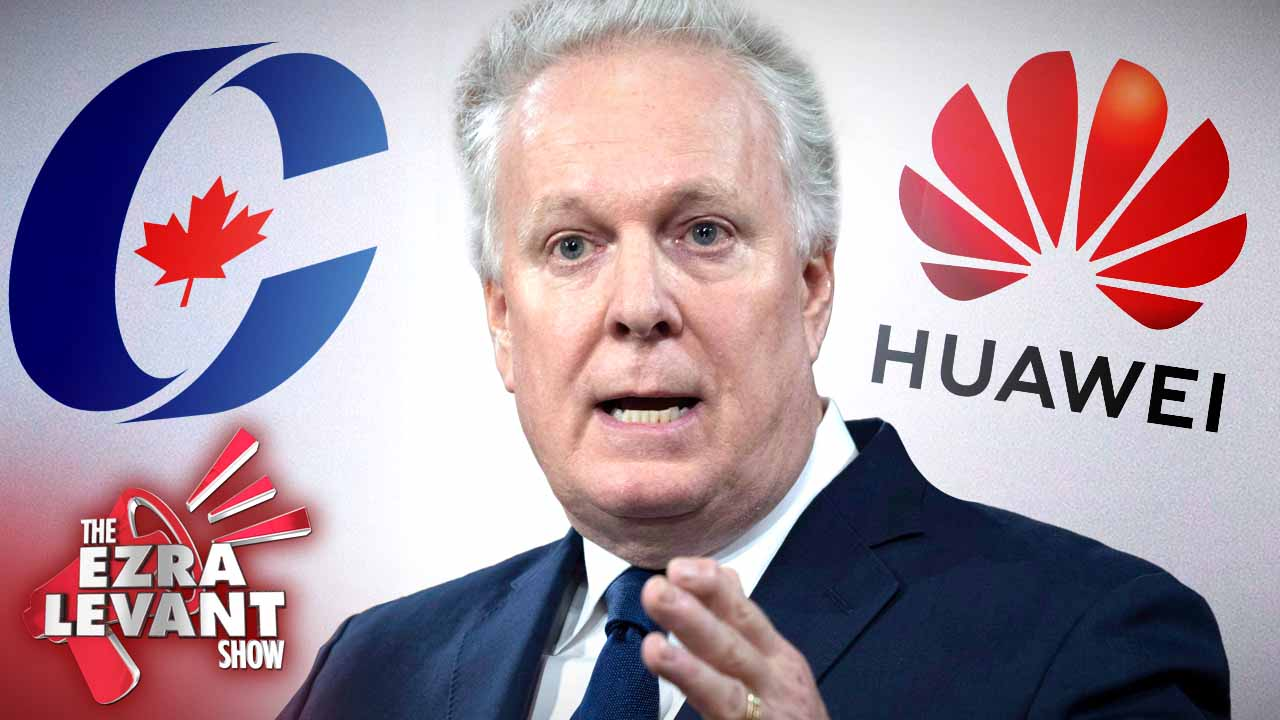Jean Charest: China or Canada?
