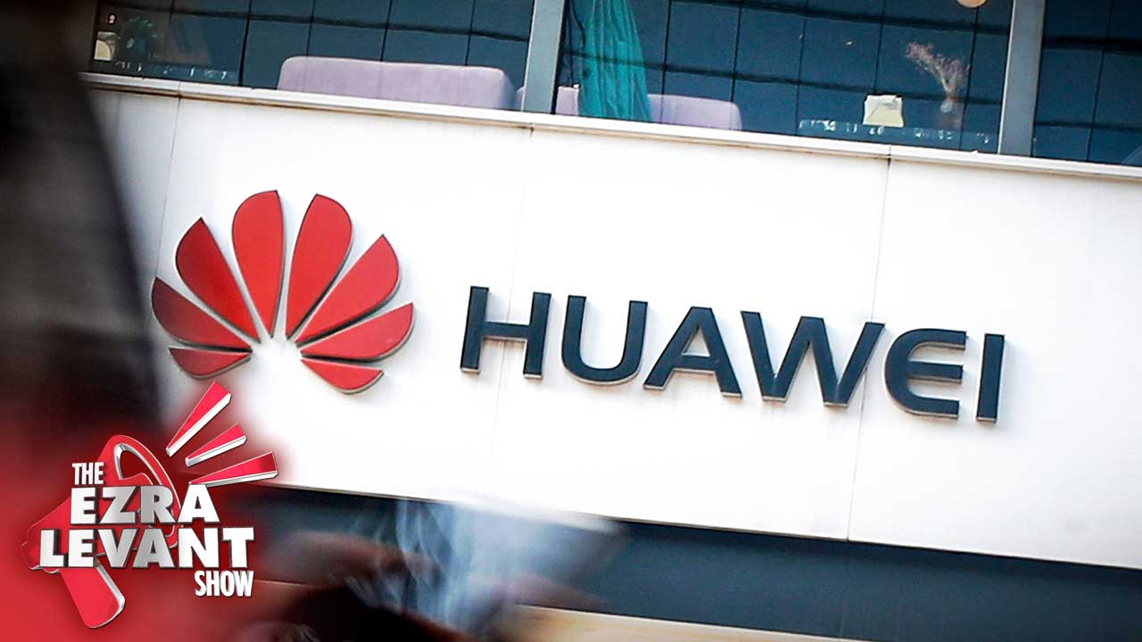 Ban Chinese spy telecom giant Huawei from Canada