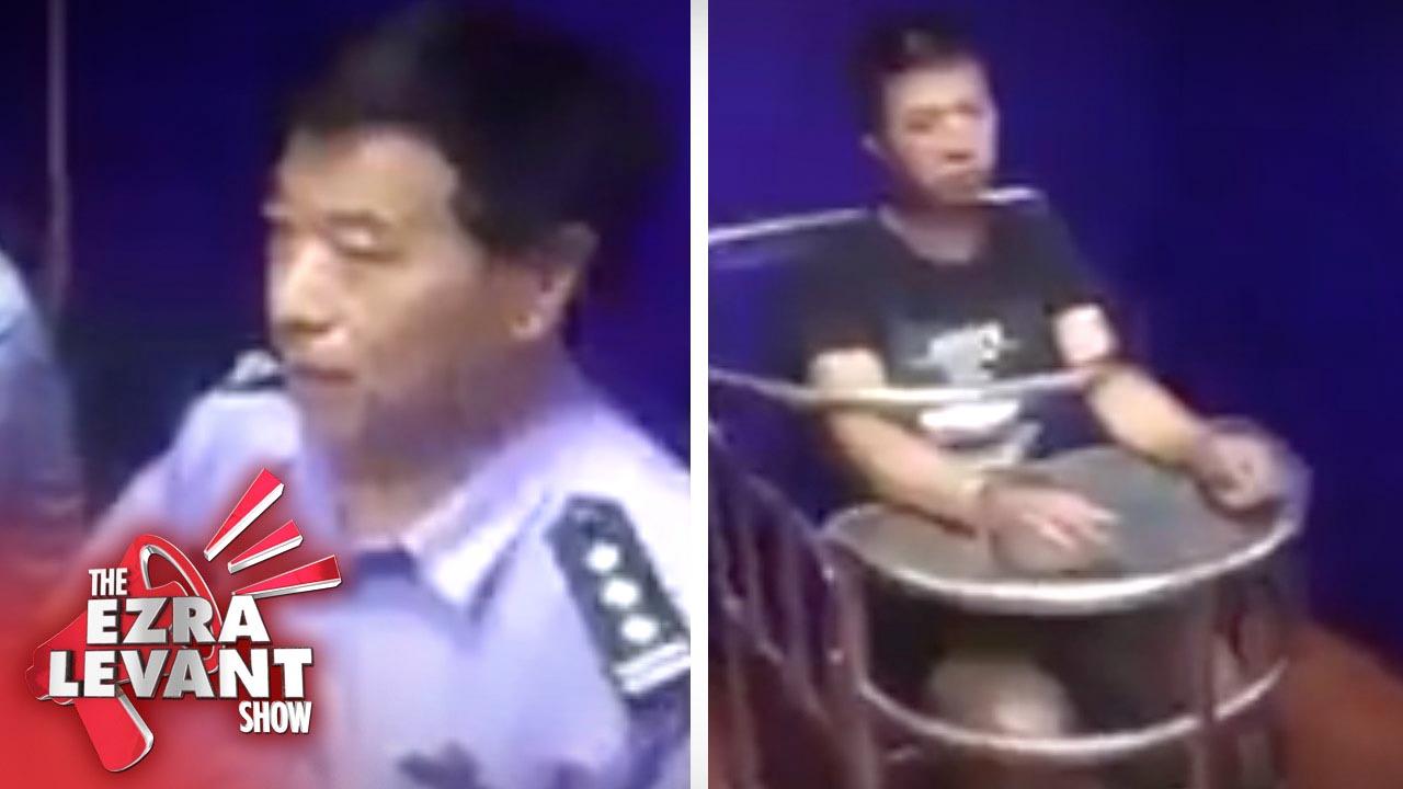 China's Social Media Police State