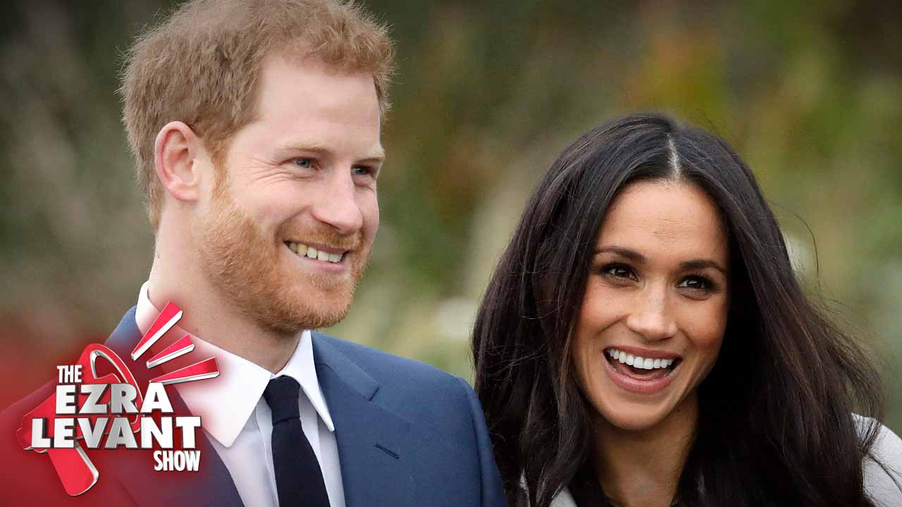 C-list celebrity Meghan Markle wants Canadians to pony up for her security costs