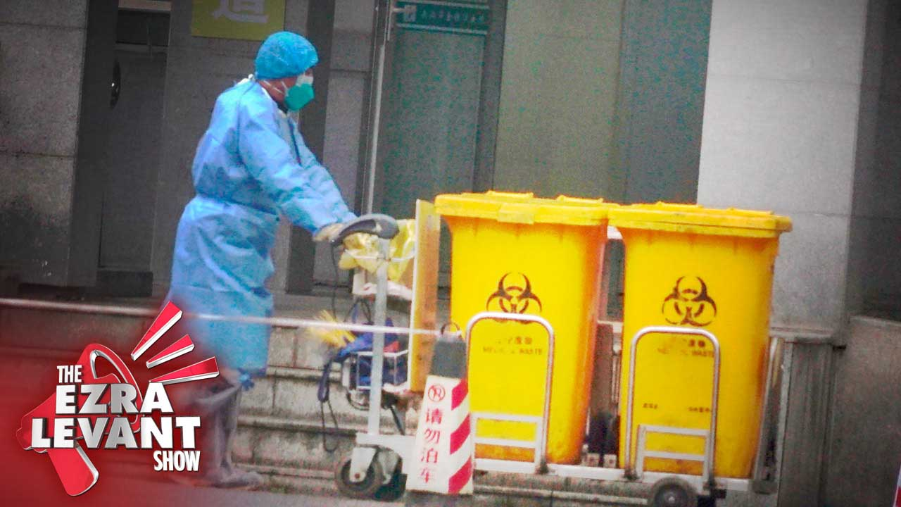 Authoritarian China responds to coronavirus outbreak with arrests, quarantines and a massive cover-up
