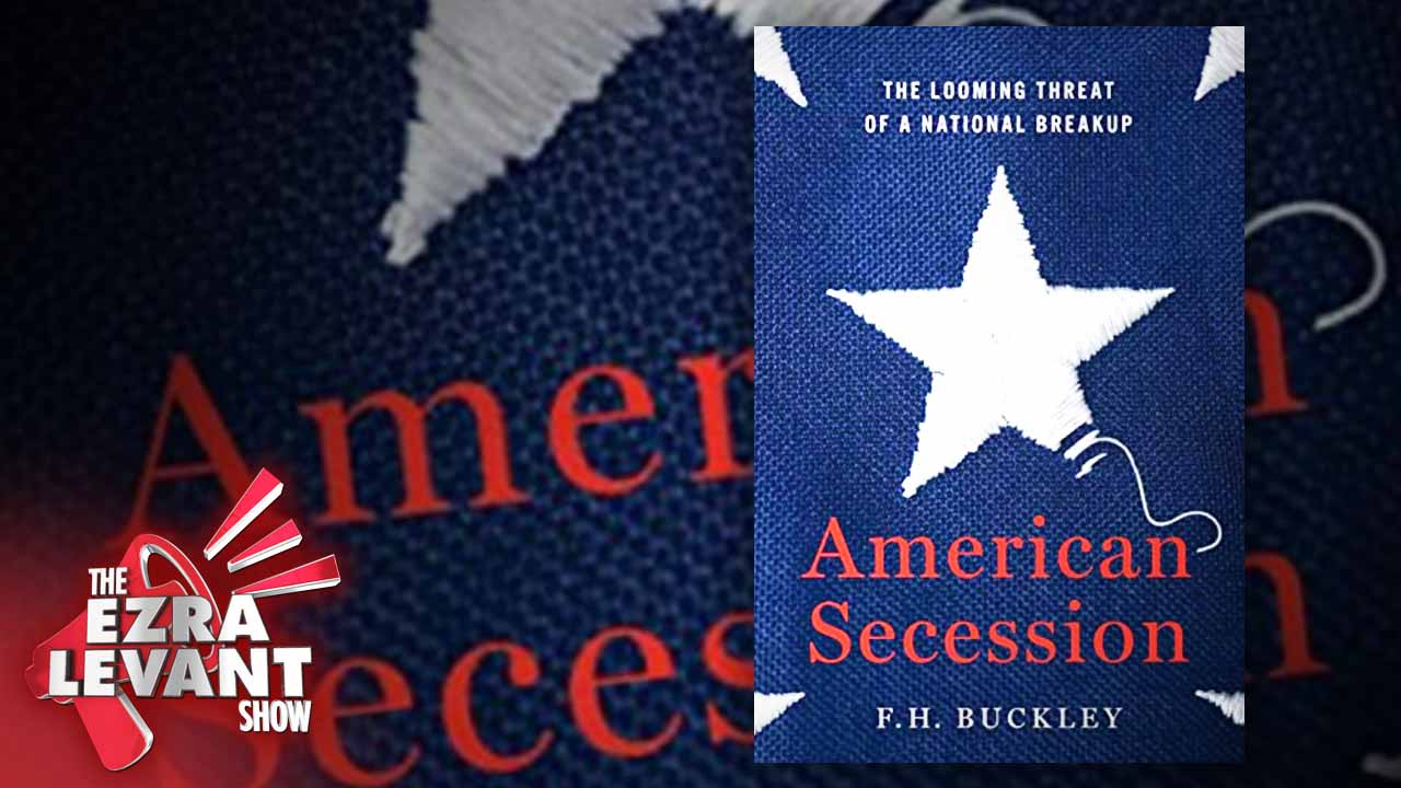 FH Buckley on left wing sucession from the rest of America