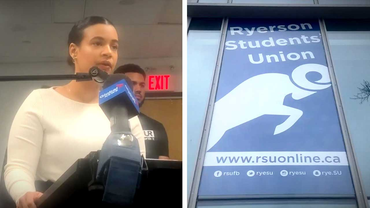 Ryerson Students' Union lawyers up after audit finds group spent over $250,000 on liquor, food and more