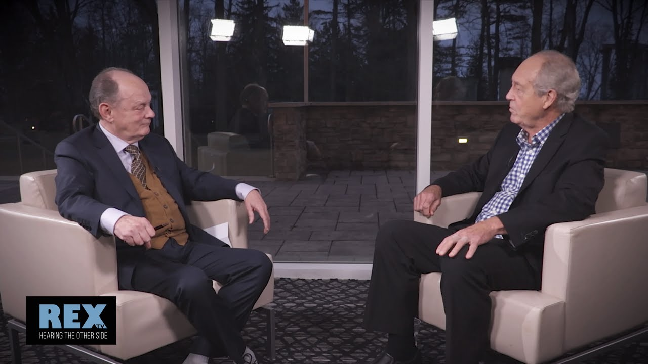 (WATCH) Rex Murphy interviews Dr. Patrick Moore, co-founder of Greenpeace