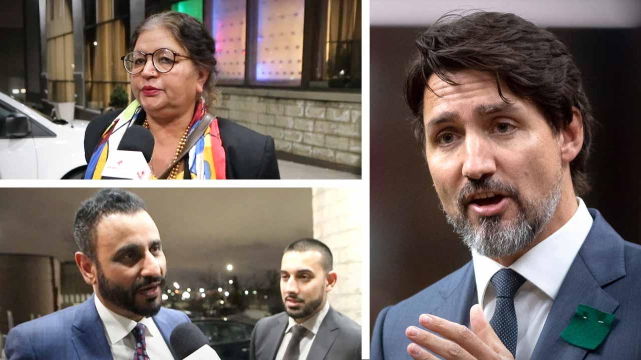 Trudeau fundraiser: Liberals fine with coronavirus response, pro-Iranian MP Majid Jowhari