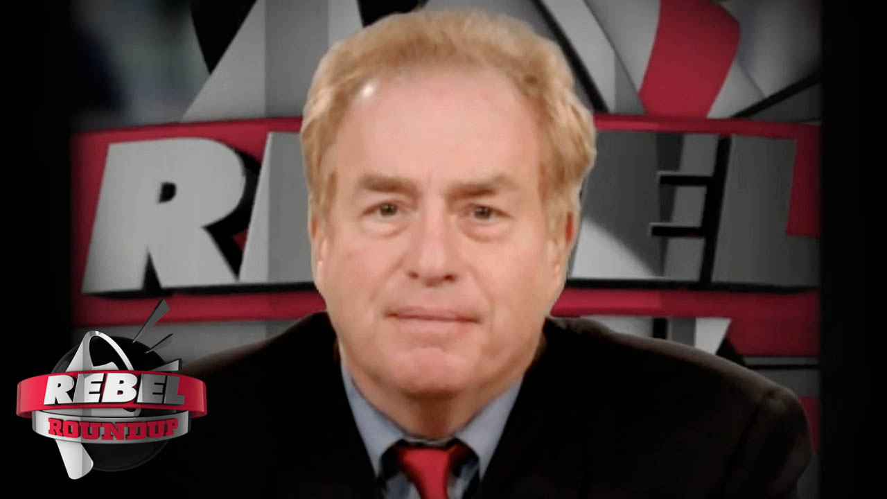 Rebel Roundup: Ezra Levant and Sheila Gunn Reid