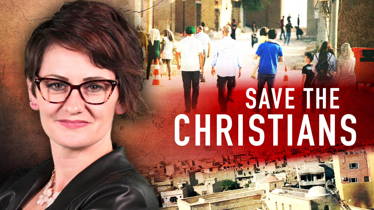 Save The Christians of Iraq: Rebel News viewers raise $30,000 for the refugees of Iraqi Kurdistan