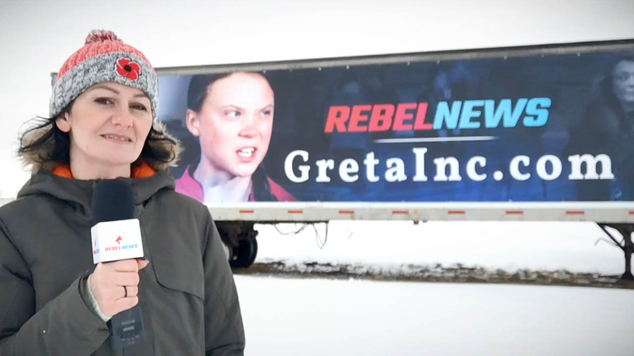 New billboard! Greta Inc in Alberta