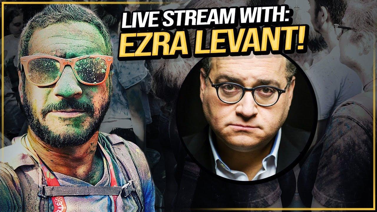 (WATCH) Viva Frei interviews Ezra Levant