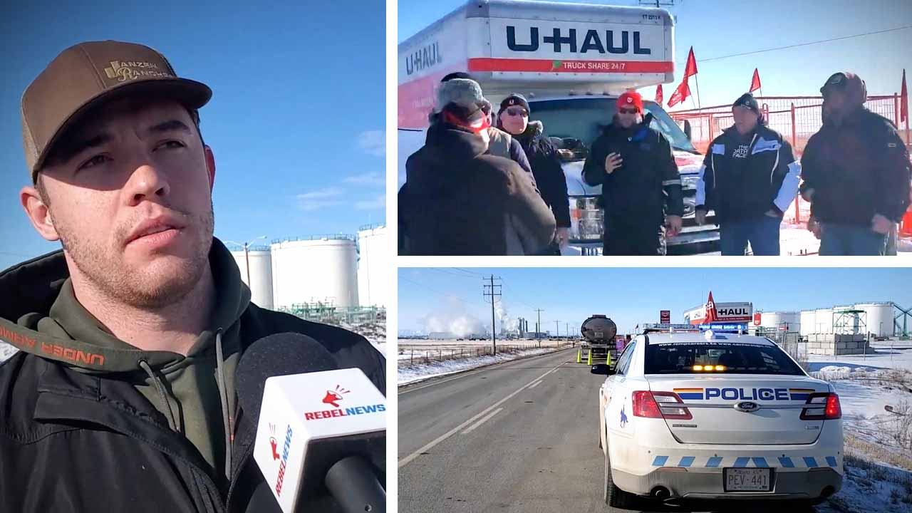 Unifor's Carseland Co-op protest drags on: Does Alberta need provincial police?