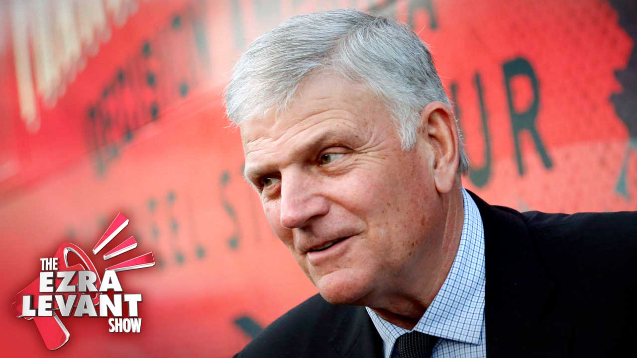 "Franklin Graham's UK tour CANCELLED over ""homophobic"" comments"