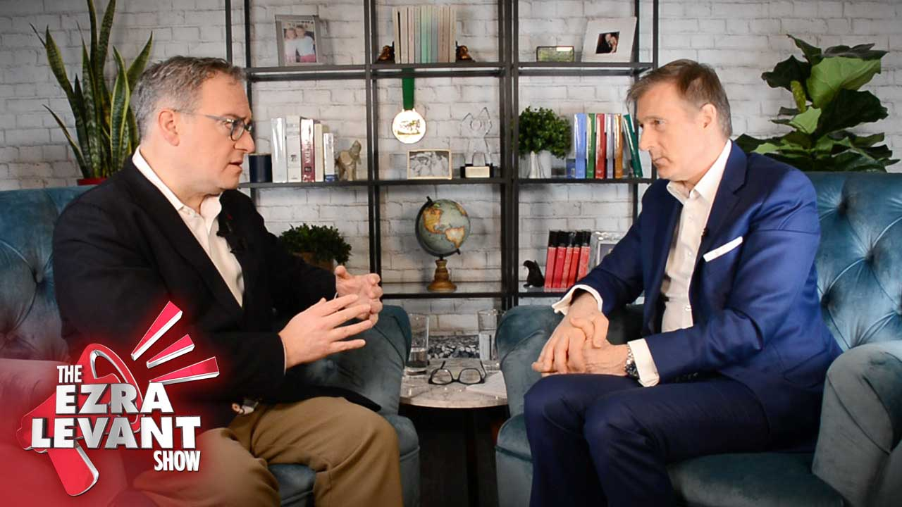 Maxime Bernier and Ezra Levant discuss the People's Party's new media venture, the Conservative leadership race and more