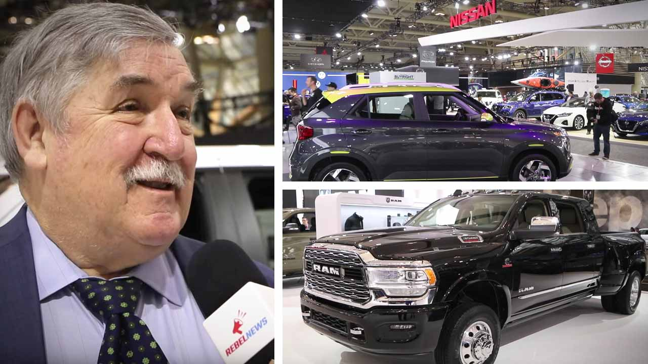 How the Internet has changed car shows