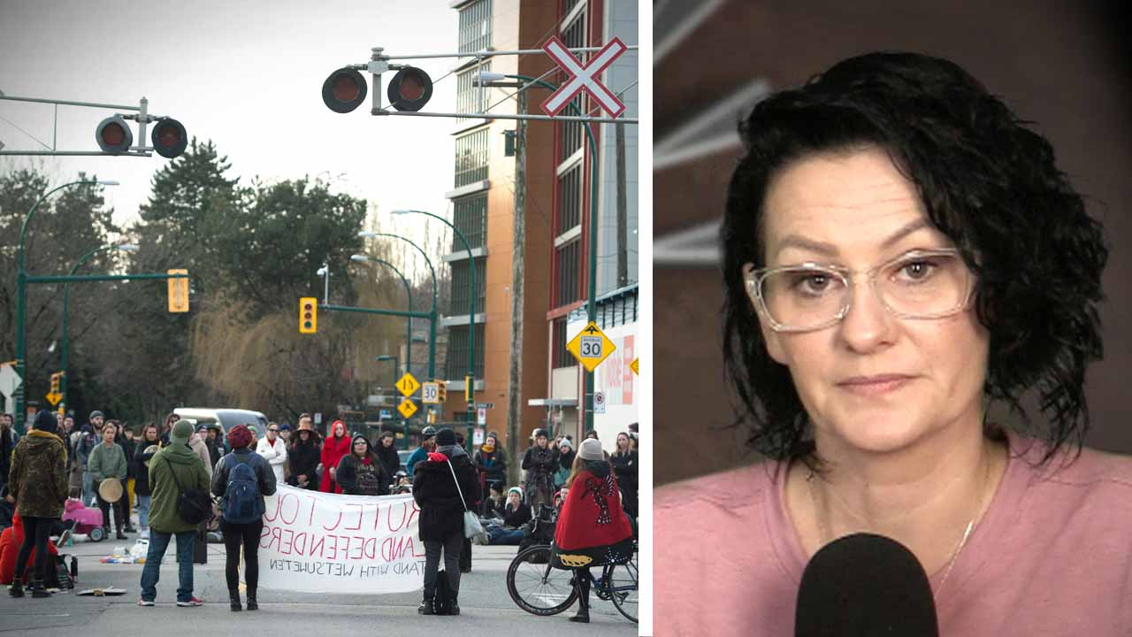 Eco-radical thugs have hijacked Canada: Thousands of jobs and businesses at risk while Trudeau fiddles