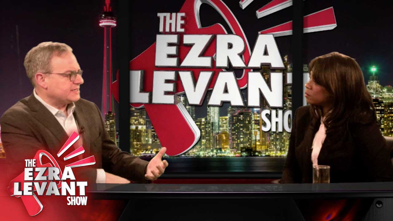 Ezra interviews Conservative leadership candidate Dr. Leslyn Lewis