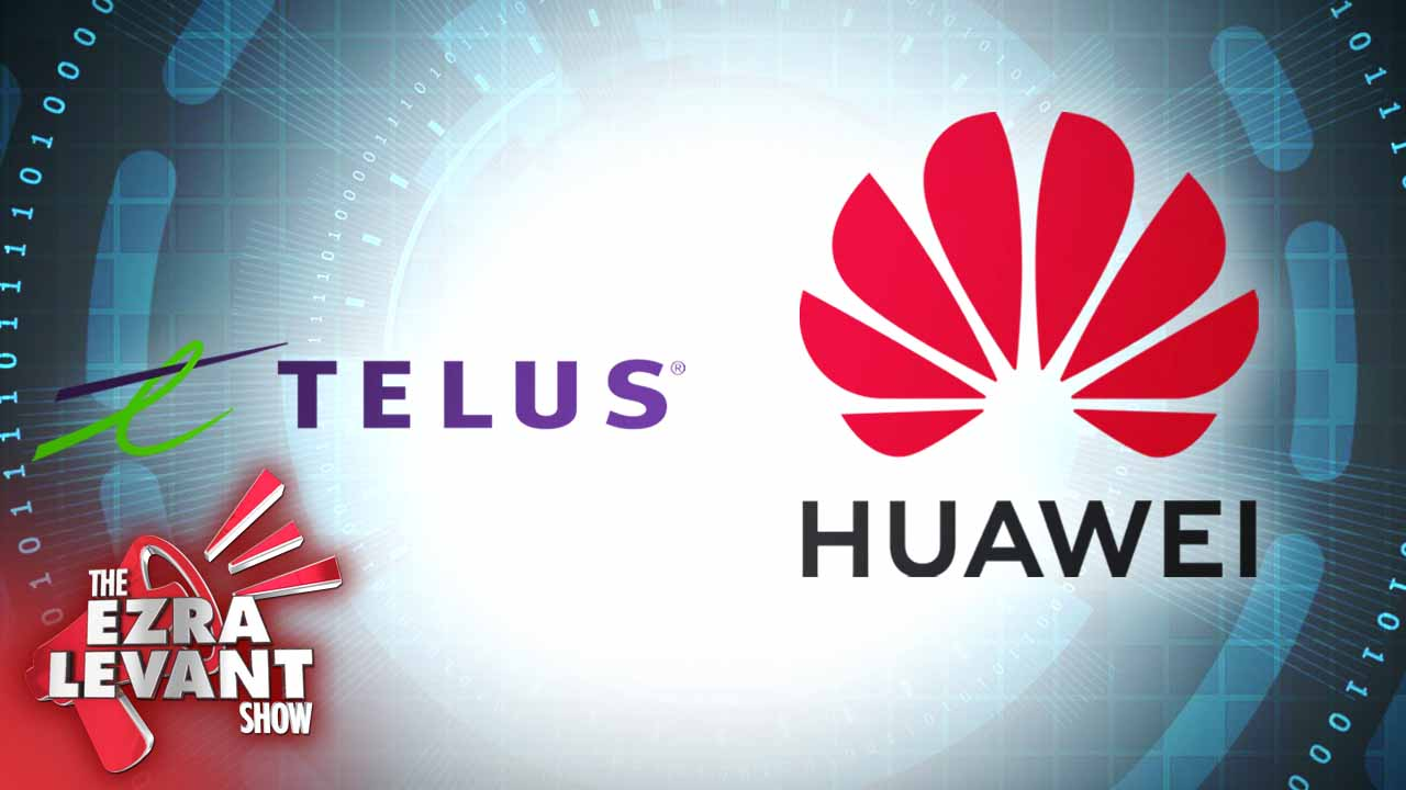 "Telus building 5G networks with China's Huawei despite revelation of ""back doors"" in their tech"