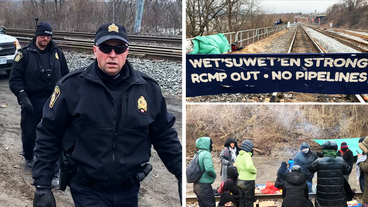 Hamilton railroad blockade: Know-nothing protesters, and Rebel reporter threatened with arrest (again)