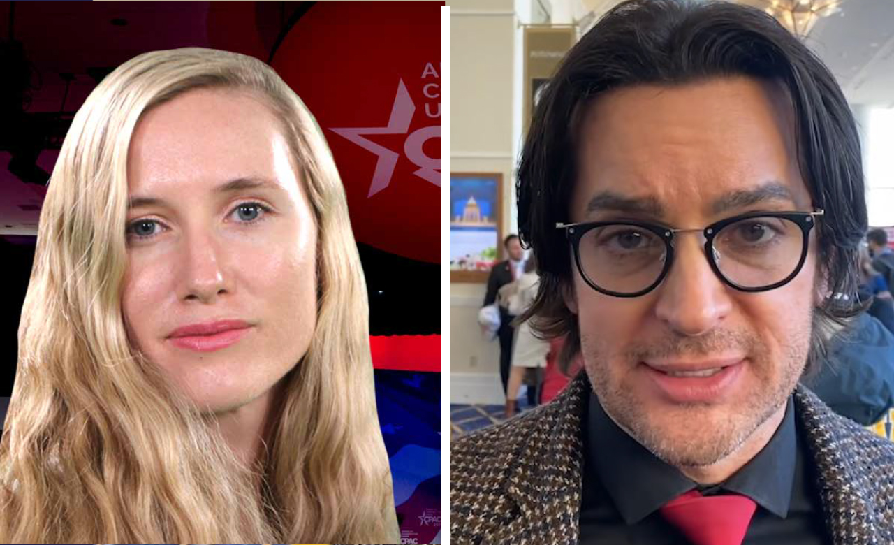 "CPAC: #WalkAway founder Brandon Straka says conservatives ""need to do a better job in their messaging to young people"""