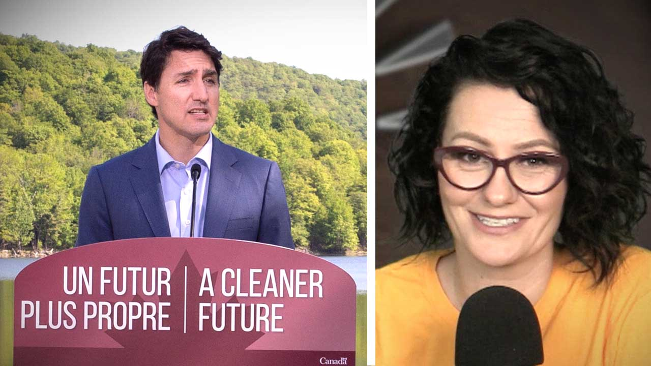 EXCLUSIVE: Anti-plastic Trudeau Liberals spent almost $1M on bottled water (and that's just ONE ministry)