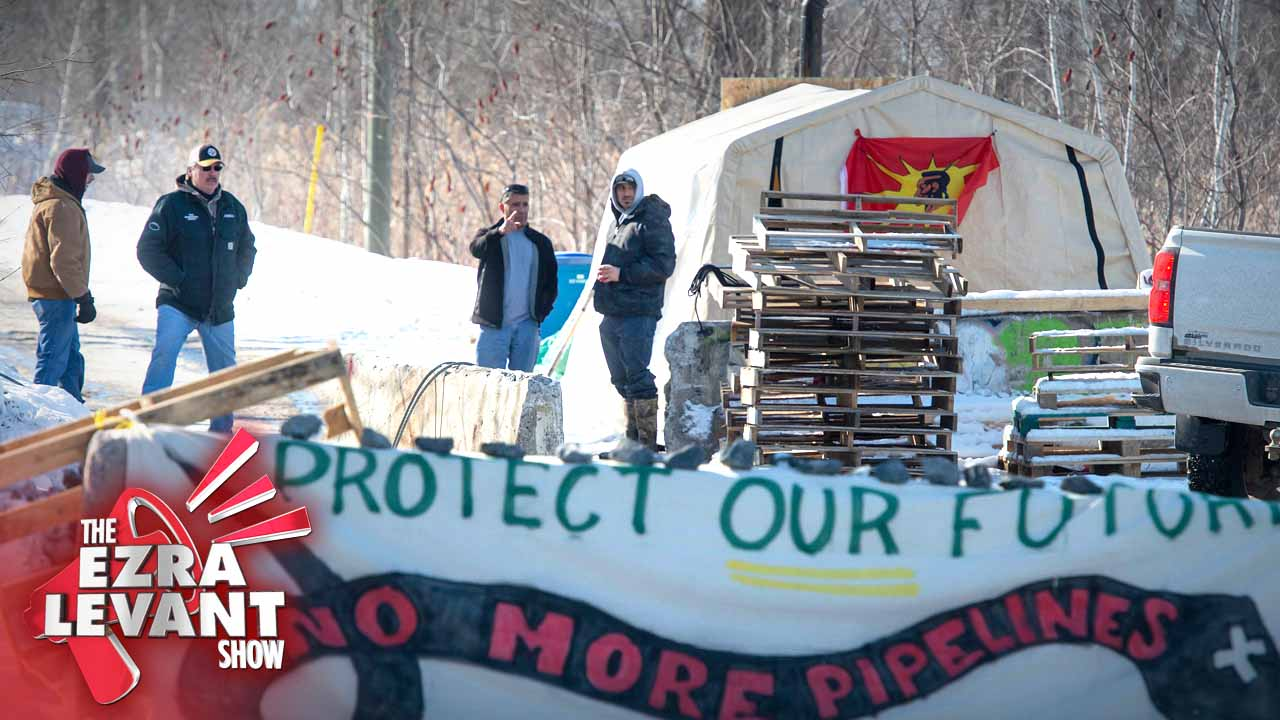 Manny Montenegrino: $25 billion in oil sales at risk due to Canadian pipeline blockades