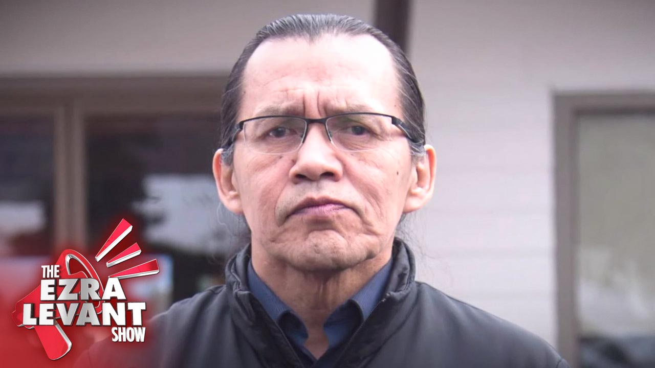Wet'suwet'en hereditary Chief Woos, aka Frank Alec TOOK OVER a title reserved ONLY for women!