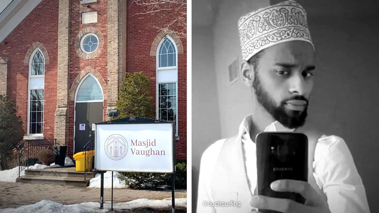 Ontario Islamic centre mum on court ordered
