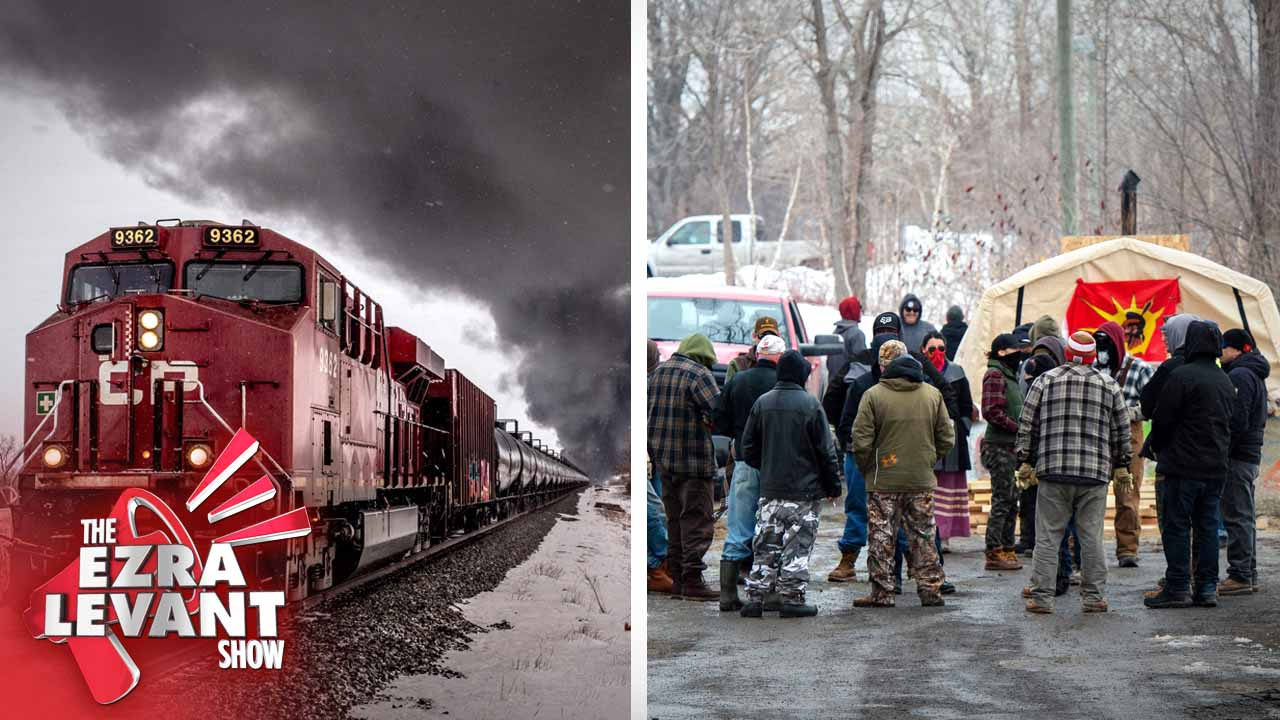 """I wish I were kidding"" — Police announce they're not going to investigate train derailments"