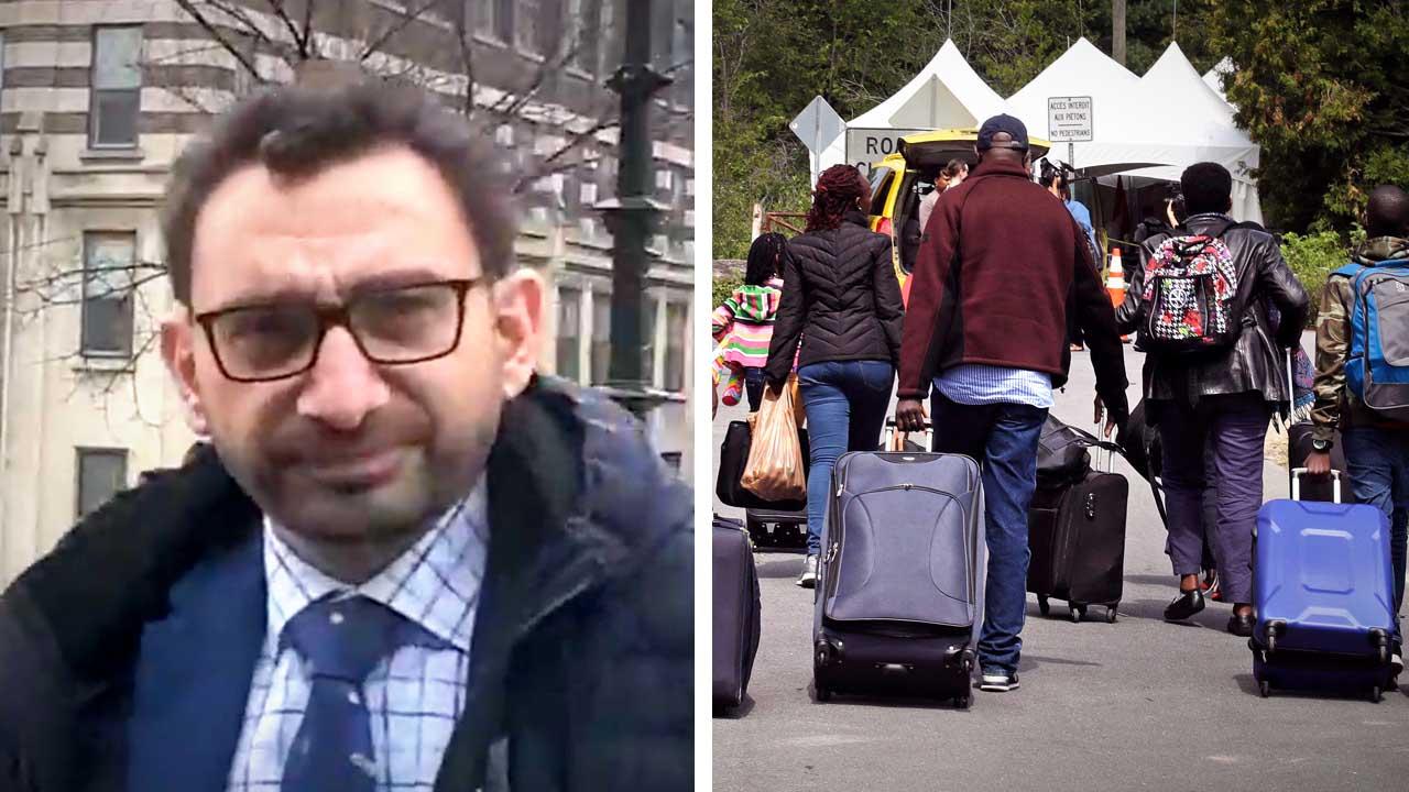 MPs REACT: Should Roxham Road's illegal border crossers be quarantined for coronavirus?