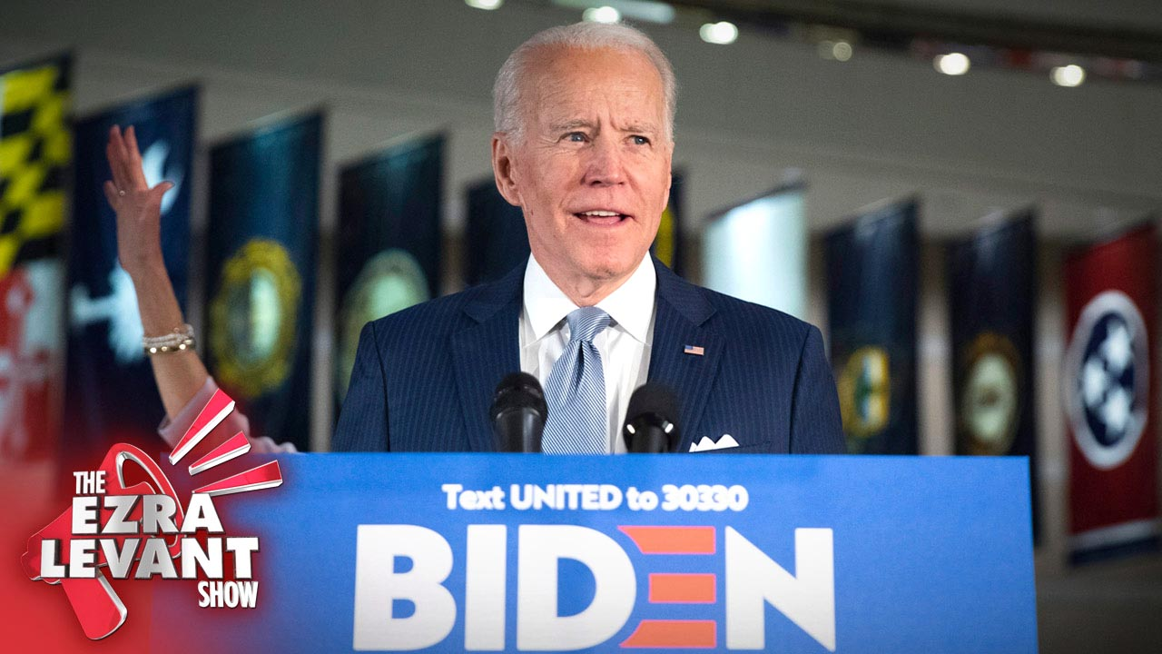 Joe Biden is set to be the Democratic Party's candidate against Trump. Or is he?