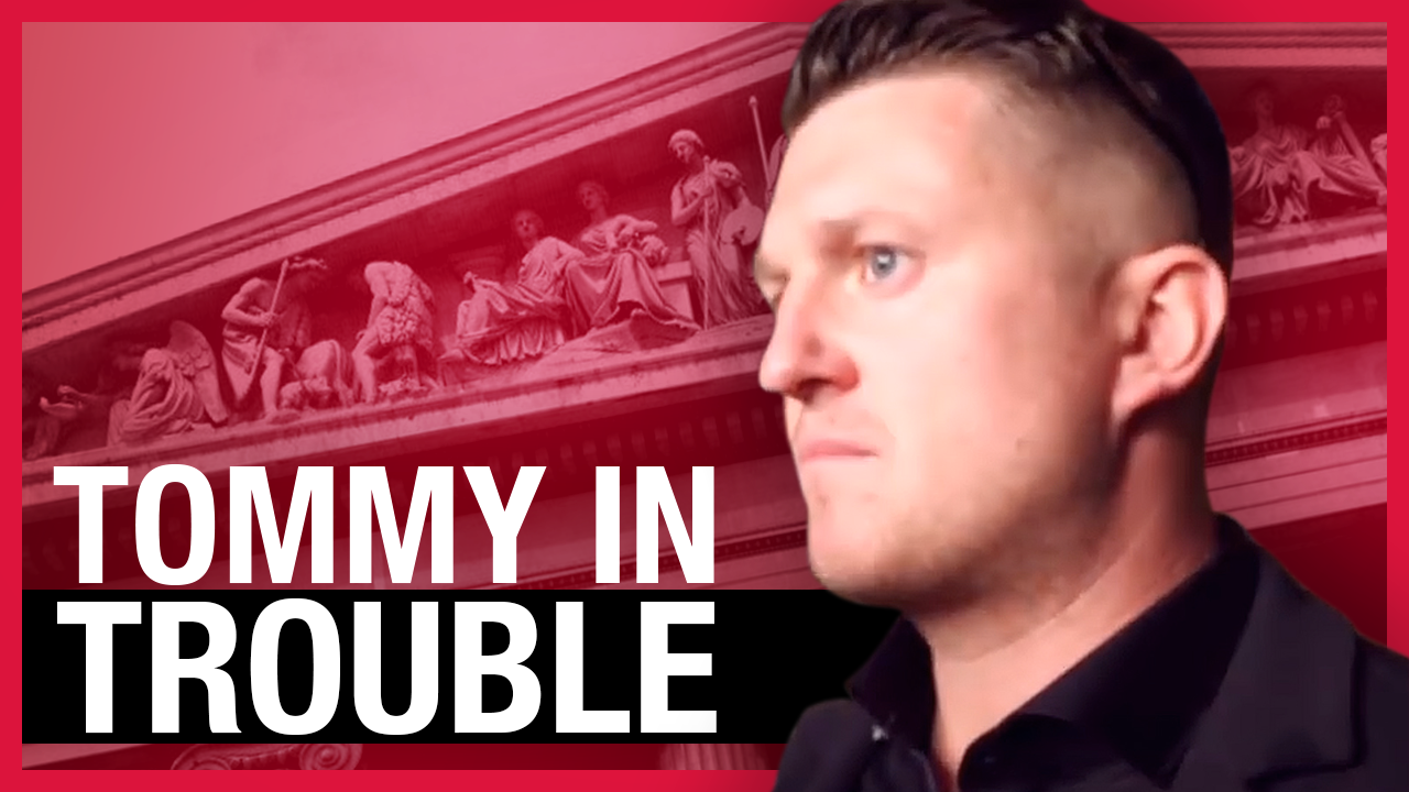 Tommy Robinson is on trial again — and I'm flying to the UK to cover it