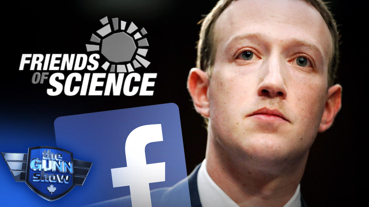 Facebook censors Friends of Science: See who's behind the deplatforming
