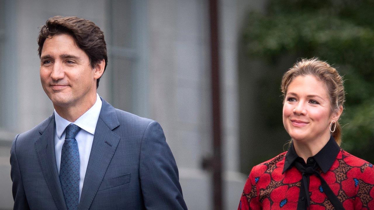 Justin Trudeau launches IMMEDIATE self-quarantine due to wife Sophie's flu-like symptoms