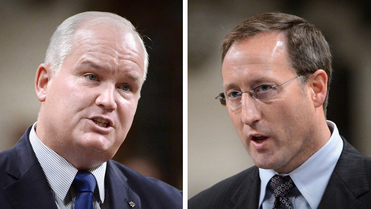 Erin O'Toole, Peter MacKay CANCEL public campaign events due to coronavirus