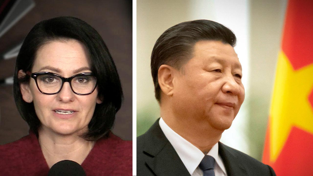 REVEALED: Canada's Chief Librarian, appointed by Trudeau, went on Chinese state-funded trip to Beijing