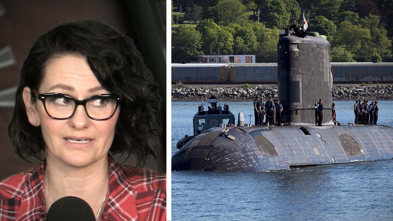 Canada's Navy submarines are so old we can't find spare parts