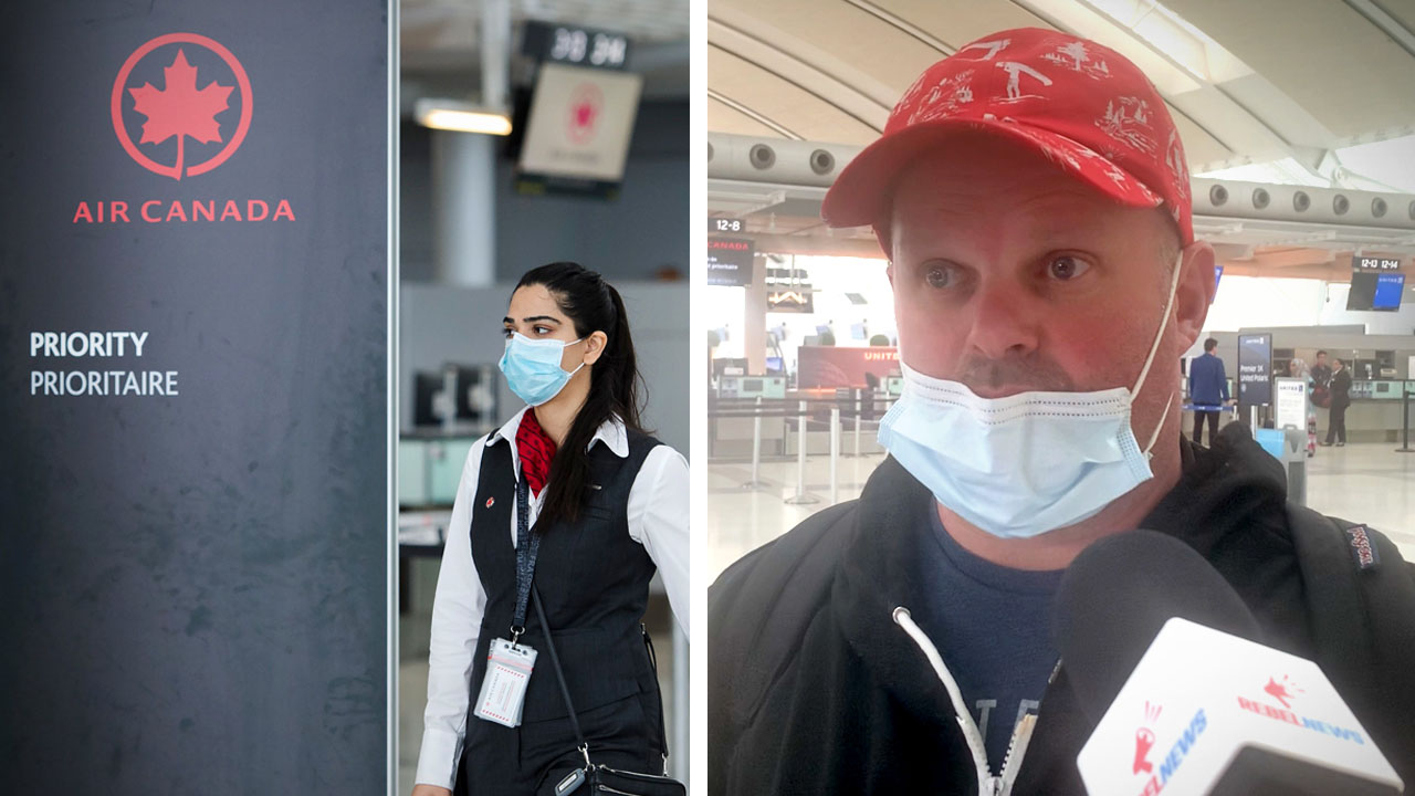 Privacy or public health? Air Canada's coronavirus passenger policy is to keep it quiet