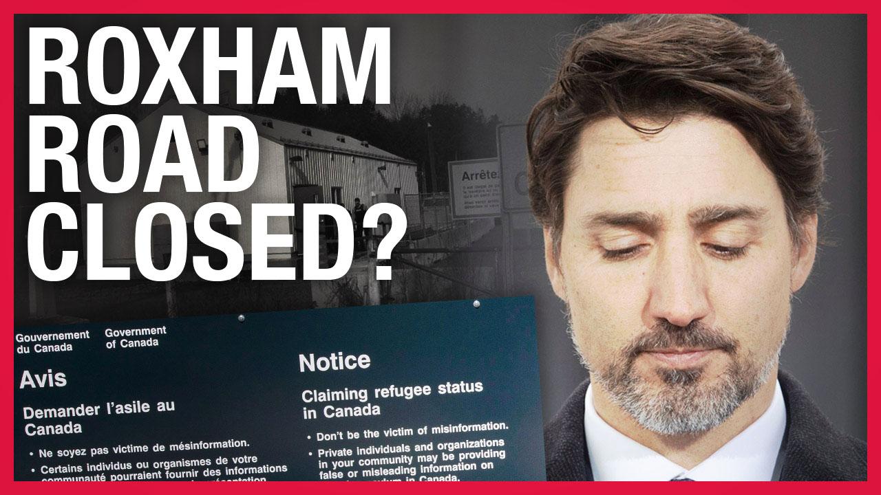 Will Trudeau really close Roxham Road border to save Canada from coronavirus?