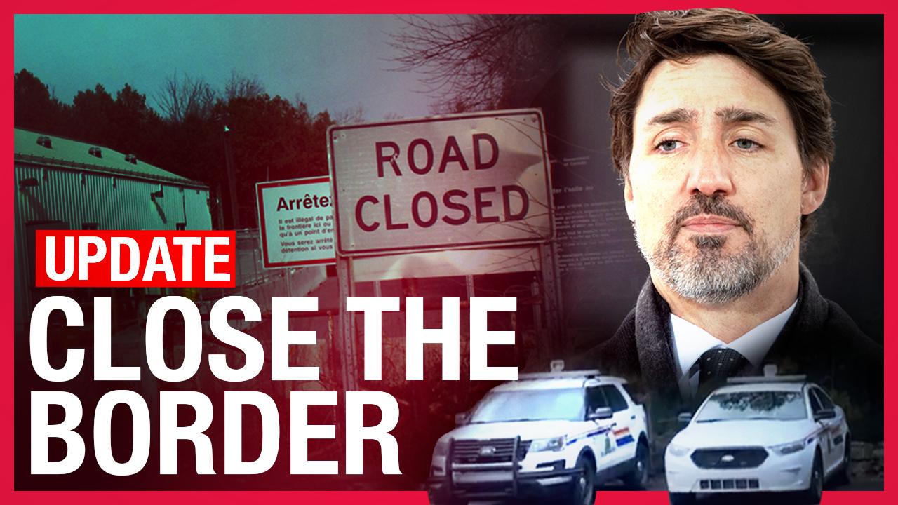 Roxham Road: Illegal border crossing FINALLY shut down — but for how long?