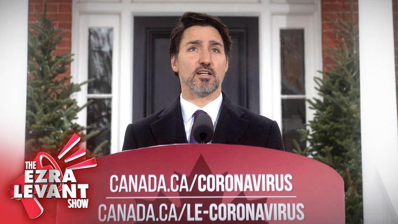 Justin Trudeau sends millions of dollars in coronavirus aid — to Greece