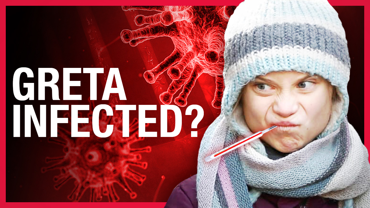 Greta Thunberg self-isolates in PRIVATE APARTMENT over coronavirus fears