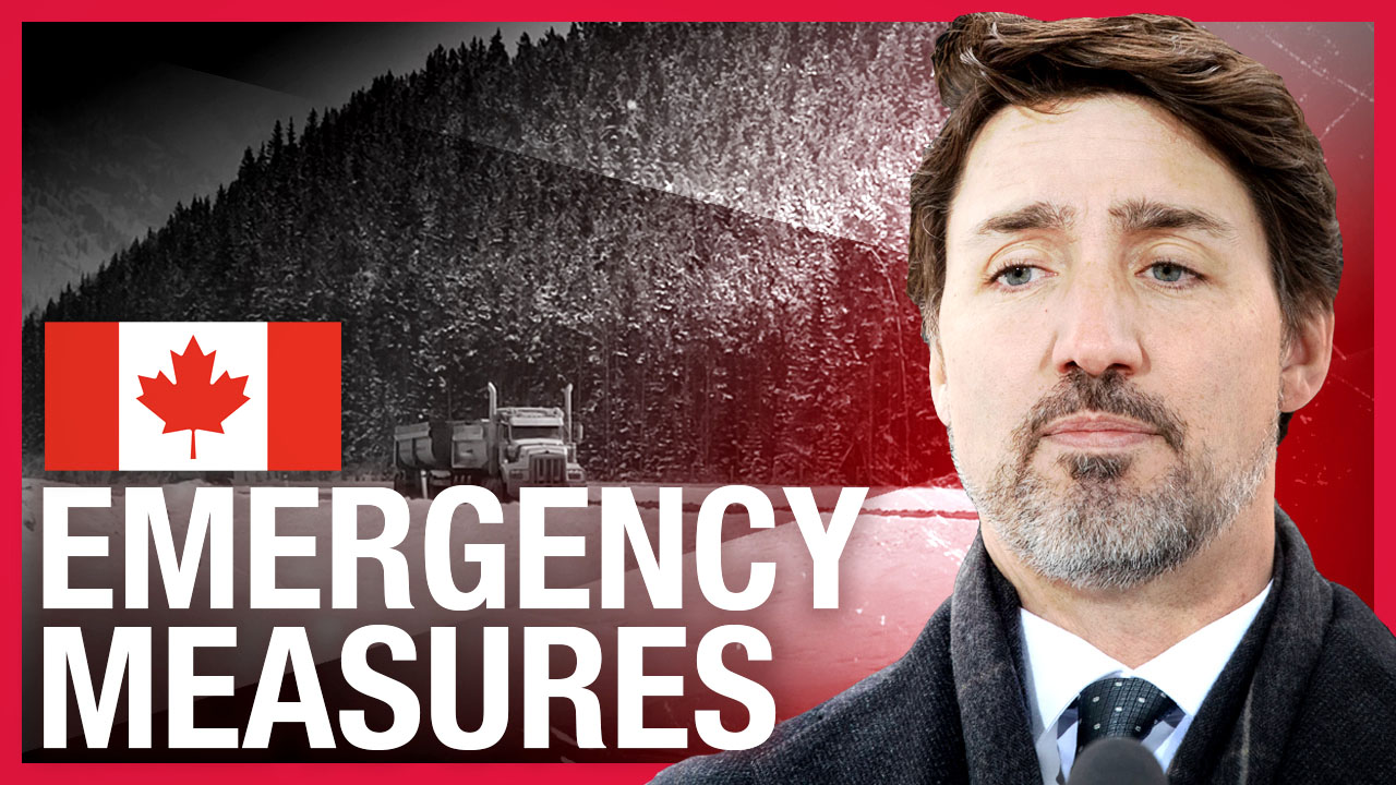 Trudeau to snatch power from provinces? Emergency Measures Act would give Liberals unprecedented authority