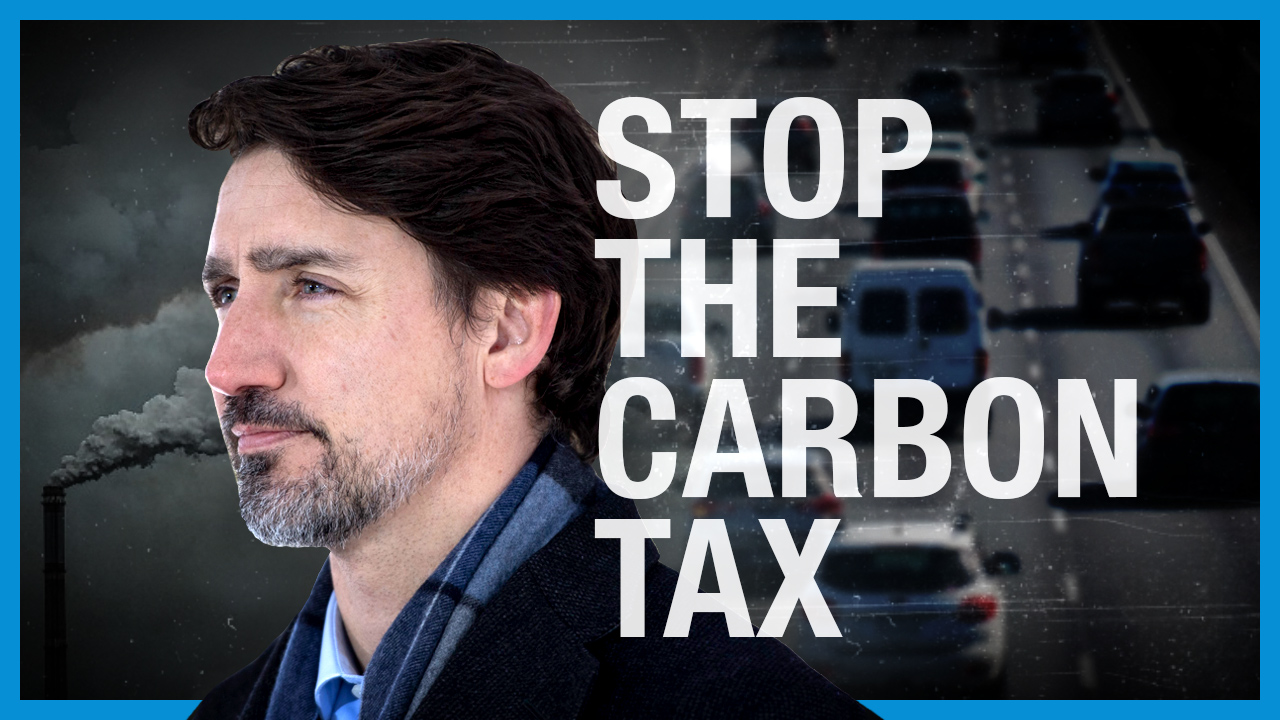 Trudeau plans on hiking carbon tax by 50% as coronavirus shuts down Canada